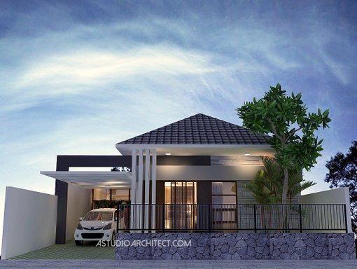 6600 Gambar Desain Rumah Modern Satu Lantai Yang Bisa Anda Tiru Unduh