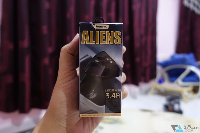 Ulasan Remax Aliens USB Car Charger | Lazada Review