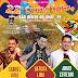 Gabriel Diniz, Batista Lima e Jonas Esticado estarão na 22ª Corrida da Galinha