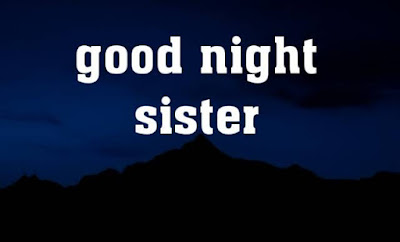 good night wishes for sister hd pictures