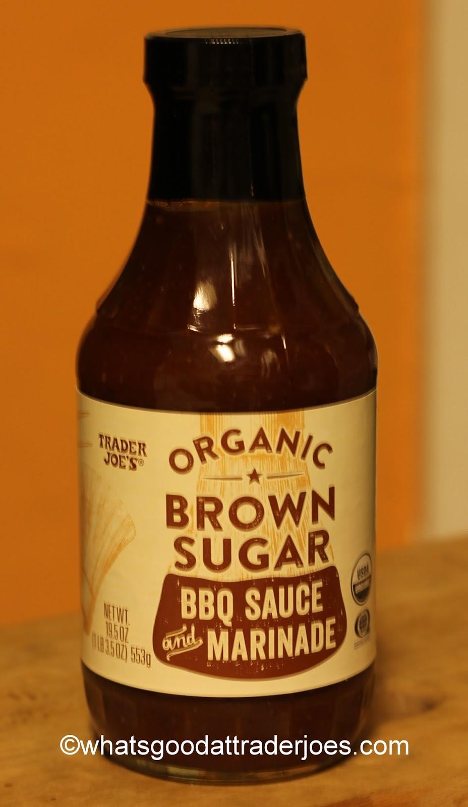What 39 s good at trader joe 39 s trader joe 39 s organic brown for Trader joe s fish sauce