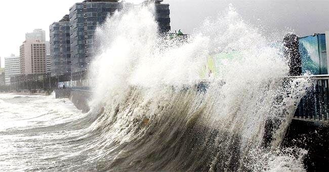 Aquecimento global ameaça cidades costeiras, alertam peritos da ONU