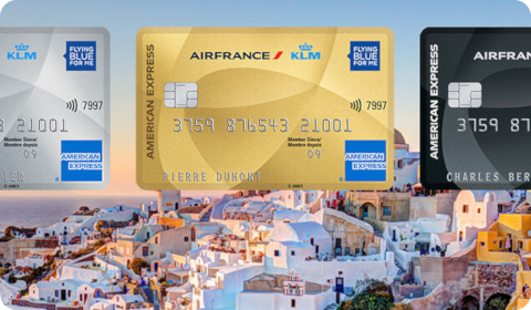 AmEx Flying Blue