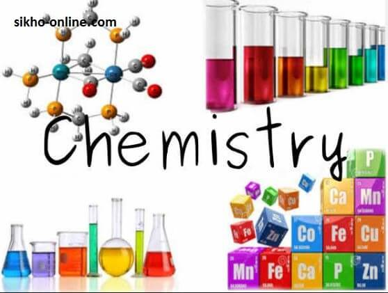 What is chemestry in hindi