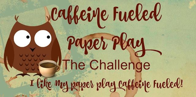 Caffeine Fuled Paper Play Challenge