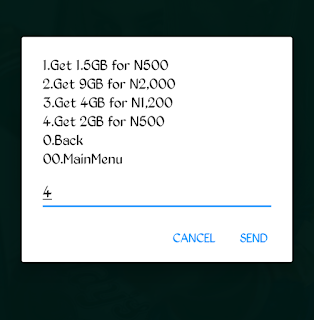 How to subscribe to MTN 2GB FOR N500 nairavilla.org