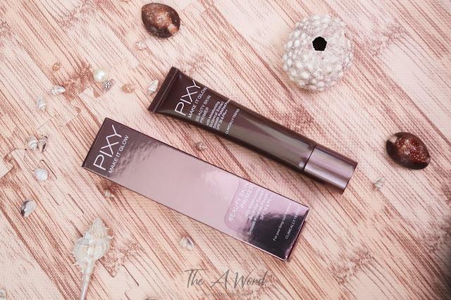 REVIEW  Pixy Make It Glow Beauty Skin Primer 101 (Beige)