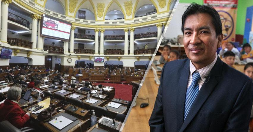 Congreso debatirá moción para que el Ministro de Educación informe la política sectorial de retorno progresivo de clases escolares [AGENDA DEL PLENO]