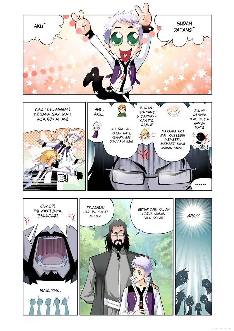 Soul Land Chapter 20