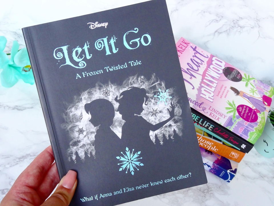 Disney Frozen: Let It Go - A Frozen Twisted Tale