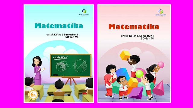 Buku matematika kelas 6 SD K13