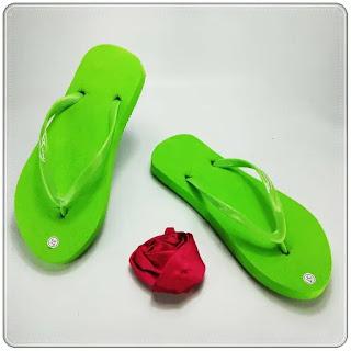 Sandal Jepit Wanita BJG sandal jepit wanita modis