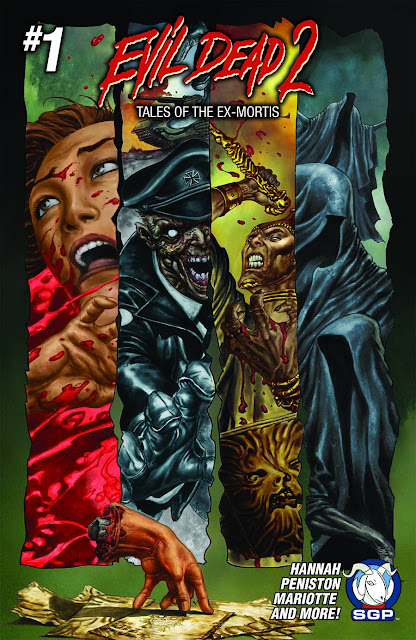 Evil Dead 2: Tales of Ex-Mortis #1