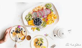 جدول نظام غذائي للتخسيس فى 7 ايام