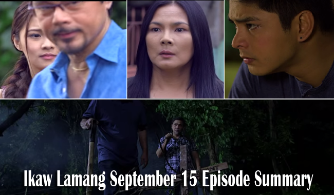 The Hidden Treasure on ABS-CBN's Ikaw Lamang September 15 Episode: Worlds will Collide