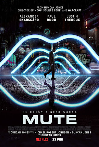 Mute (Web-DL 720p Dual Latino / Ingles) (2018)