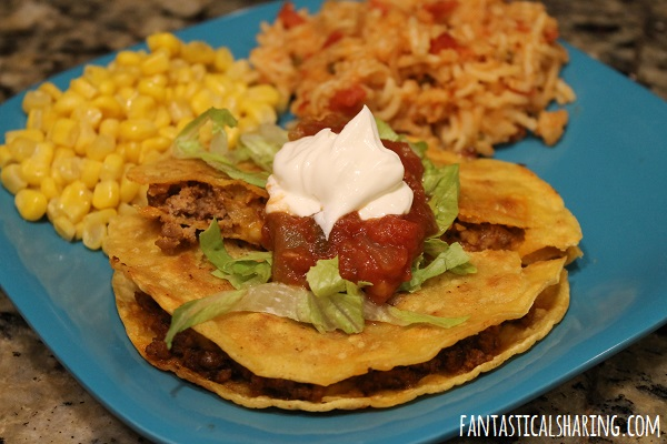 Taco Quesadillas #recipe #quesadillas #beef #corntortillas