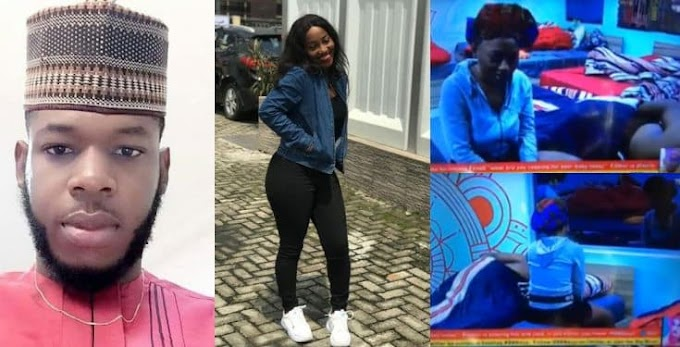 Why I didn't allow Frodd to touch me inappropriately – Esther