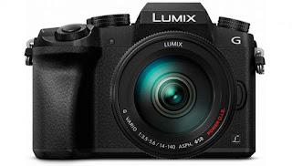 Возможный вид Lumix G8