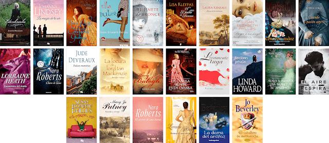 Las 100 mejores novelas románticas de RNR 3