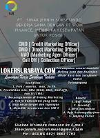 Bursa Kerja Surabaya Terbaru di PT. Sinar Jernih Suksesindo Oktober 2019