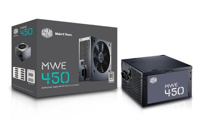 PSU Cooler Master MWE 450