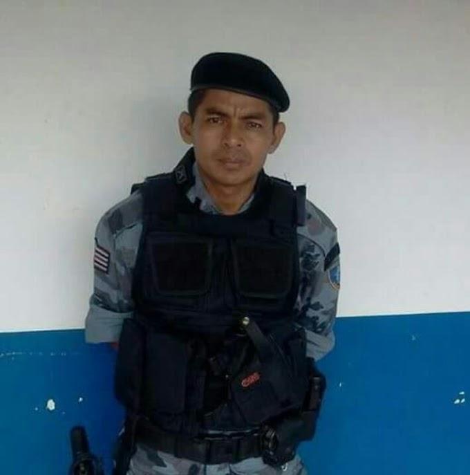 Luto: faleceu em São Luís Sargento Pedro do 16° BPM/Chapadinha.