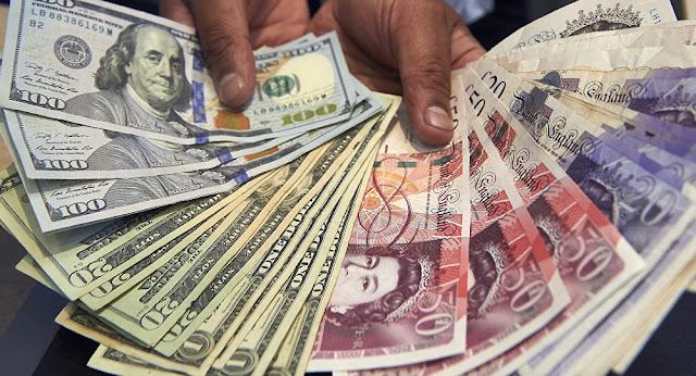 أسعار صرف العملات فى الأردن اليوم الإثنين 18/1/2021 مقابل الدولار واليورو والجنيه الإسترلينى