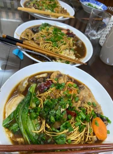 pelbagai menu mee, peminat mee, masakan mudah sedia, menu lain daripada biasa, istimewa untuk peminat mee
