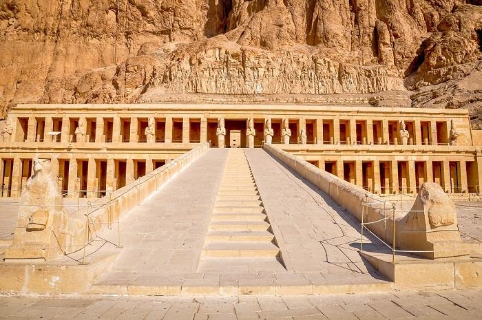 Lembah Raja-Raja, Makam Menakjubkan di Mesir