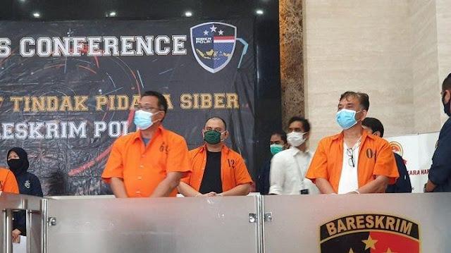 Alasan Polisi Tersangkakan Syahganda Nainggolan: Sebar Berita Tak Sesuai Kondisi