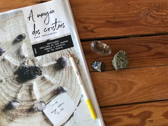 O maravilhoso mundo dos cristais