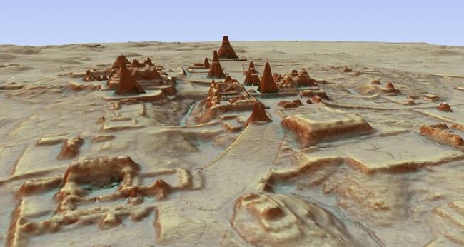 Αρχαιολόγοι ανακάλυψαν αρχαία πόλη των Μάγια κρυμμένη στη ζούγκλα