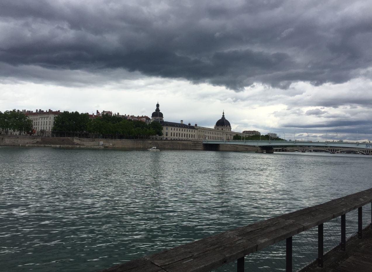 hôtel Dieu à Lyon