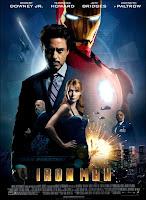 Iron Man Pelicula Poster
