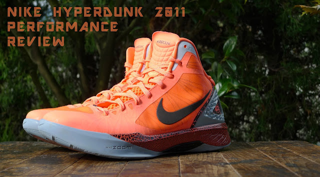5f1ff4995435c7 Nike Hyperdunk 2011 Performance Review - SZOK