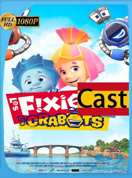Los Fixies contra los Crabots (2019) 1080p WEB-DL  Castellano [GoogleDrive] [tomyly]