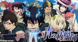 Ao no Exorcist Episodio 21