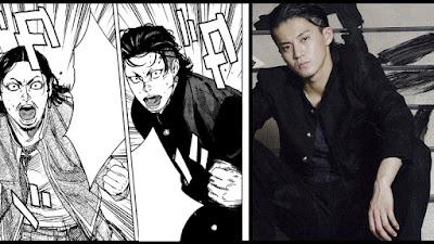 Manga Yang Bersetting di Sekolah Suzuran