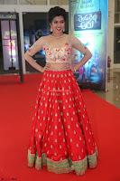 Mahima in beautiful Red Ghagra beigh transparent choli ~  Exclusive 075.JPG