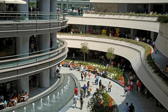 Shopping Metrocity em Istambul na Turquia