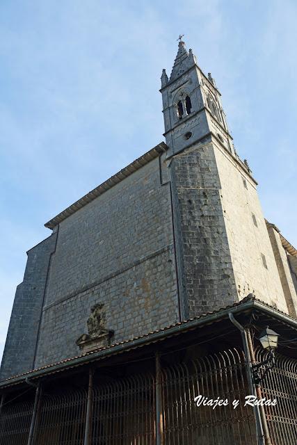 Iglesia de Santa María de Mundaka