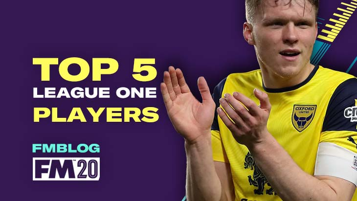 Top 5 League One Players in FM20