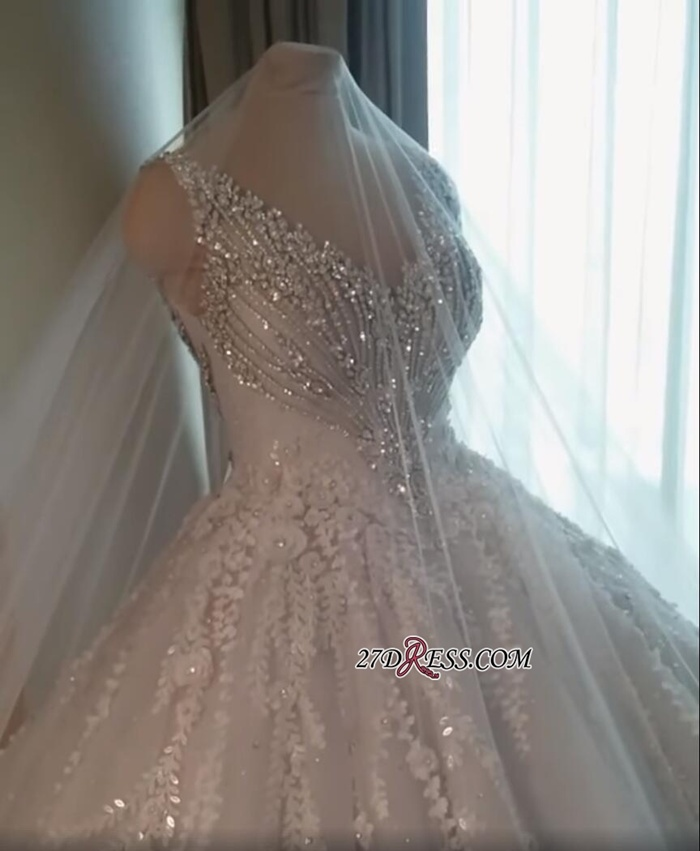 https://www.27dress.com/p/luxury-crystals-ball-gown-wedding-dresses-v-neck-sleeveless-lace-bridal-gowns-109600.html