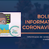 Veja Boletim Coronavírus deste sabado (12)