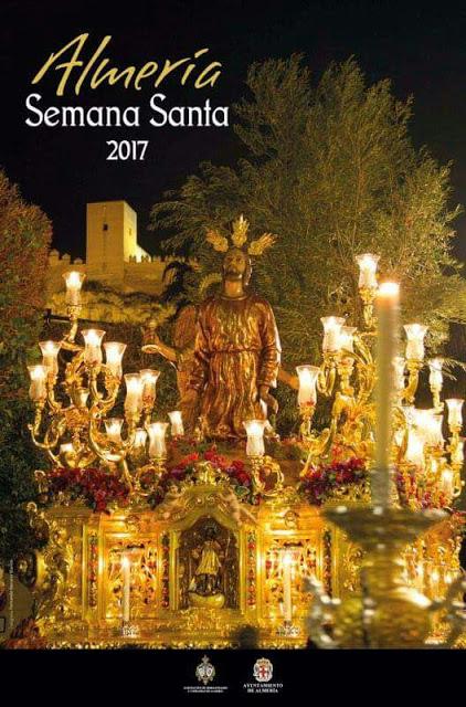 Horarios e Itinerarios Semana Santa Almería 2017