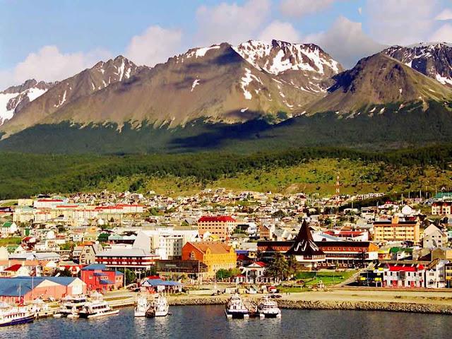 Ushuaia – cidade do fim do mundo