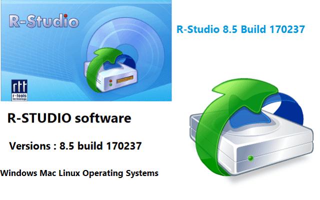تحميل أفضل برنامج استرجاع الملفات المحذوفة R-Studio