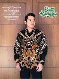 Baju Batik Erlangga - Kanaya Sragen