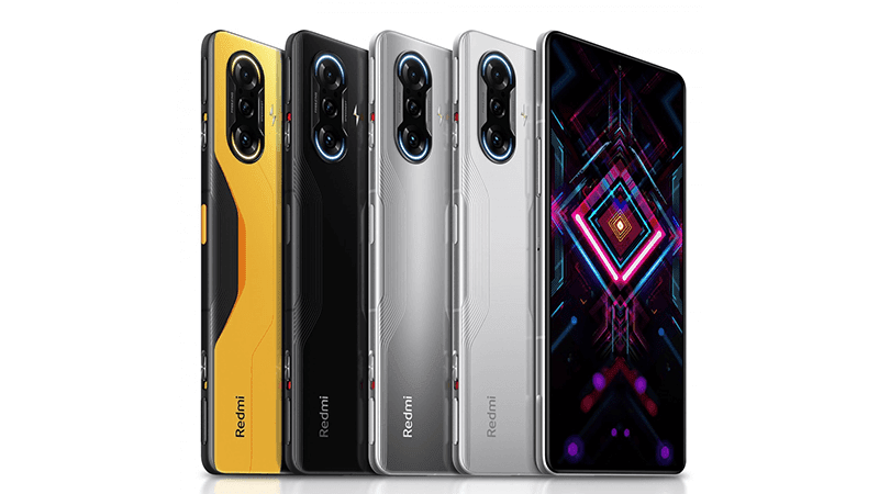 Redmi K40 Gaming Edition with 6nm MediaTek Dimensity 1200, advanced cooling system, and 67W fast charging now official!